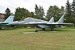 Mikoyan-Gurevich MiG-29 (9.13) '04 blue' (36889846543).jpg
