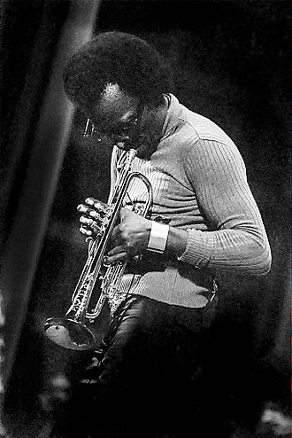 Jazz fusion - Miles Davis (performing here in 1971) was among the principal innovators of jazz fusion.