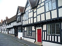 Mill Street, Warwick - geograph.org.uk - 1452607.jpg