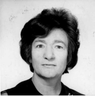 Millie Miller British politician