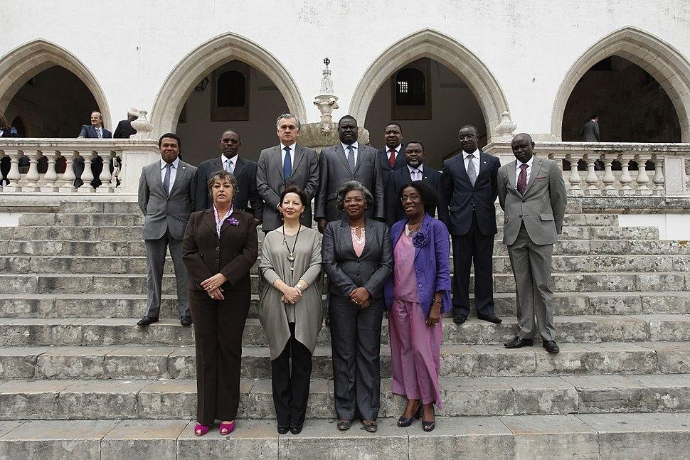 Ministério da Cultura - VII Reunião de Ministros da Cultura da CPLP (1)