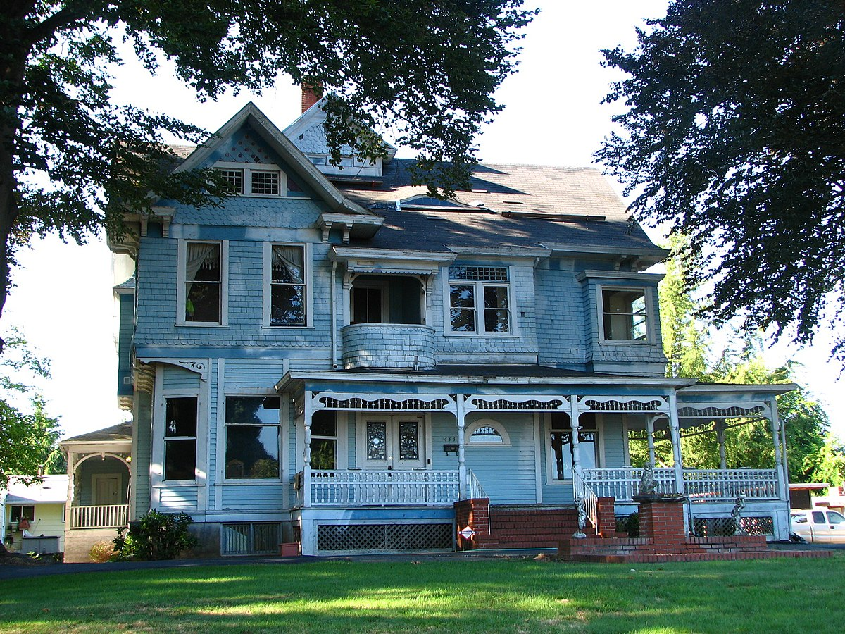 John mock house wikipedia for House plans oregon
