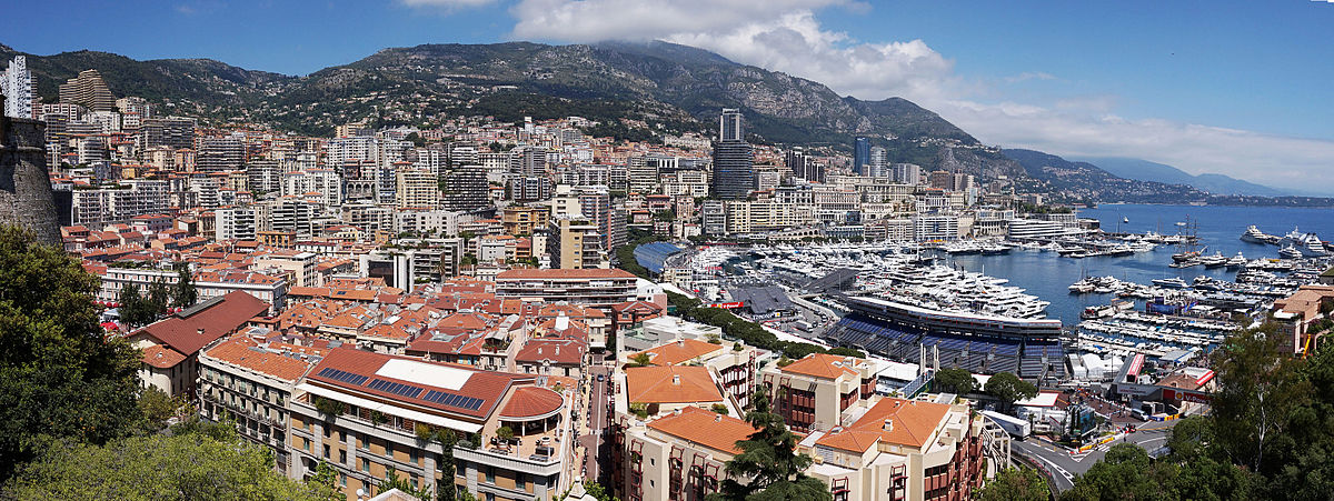 Monaco Pääkaupunki