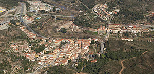 Monistrol de Montserrat - Image: Monistrol