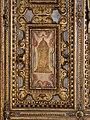 Monsummano, santuario di fontenuova, interno, soffitto ligneo di giovanni desideri, 1603-10 ca., attributi mariani di muzio vanni 08 tempio.jpg