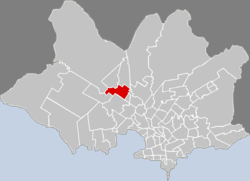 Location o Conciliación in Montevideo