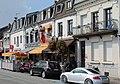 Montreuil, a row of houses on the Place du Général de Gaulle.JPG