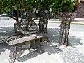 Monumento al Marimbero y acompañantes de Guitarra. Placita de Masaya, Nicaragua. Año 2012 - panoramio.jpg