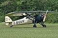 Morane-Saulnier MS.317 'F-BGUV' (49781835238).jpg