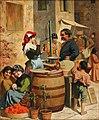 Moritz Stifter Marktszene in Triest 1889.jpg