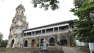 Morong Church - Image: Morong Church 16
