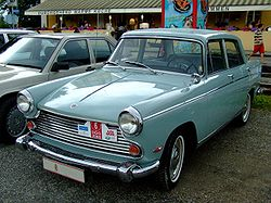 Morris Oxford Series VI (1964)