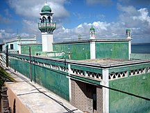Mozambique-Langues-Mosque Mozambique Island