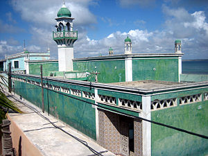 Islam in Mozambique - Image: Mosque Mozambique Island