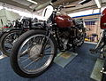 Motor-Sport-Museum am Hockenheimring, Dark red CM 500 with OHV engine, pic1.JPG
