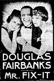 <i>Mr. Fix-It</i> 1918 film by Allan Dwan