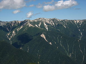 Mt.Noguchigorodake from Enzansou.jpg