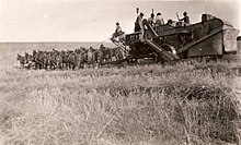 Combine harvester - Wikipedia