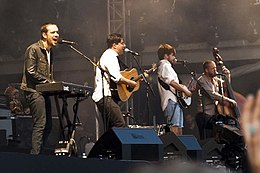 Mumford & Sons Summer Stampede Olympic Park London.jpg