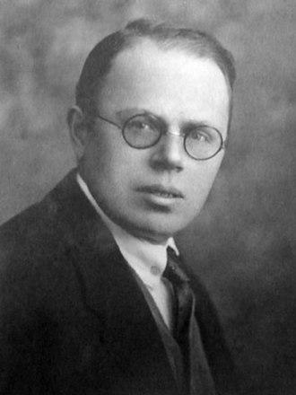 1920 Czechoslovak presidential election - Image: Muna, Alois
