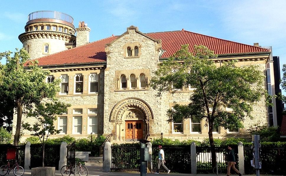 Munk School of Global Affairs, Toronto