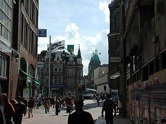 Muntplein, Amsterdam - Image: Muntplein (Amsterdam)