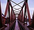 Murakeresztúr, Zala megye. Az új híd. Fortepan 99238.jpg