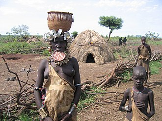 Mursi people - Mursi people