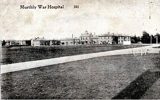 Murthly Hospital Hospital in Perthshire, Scotland