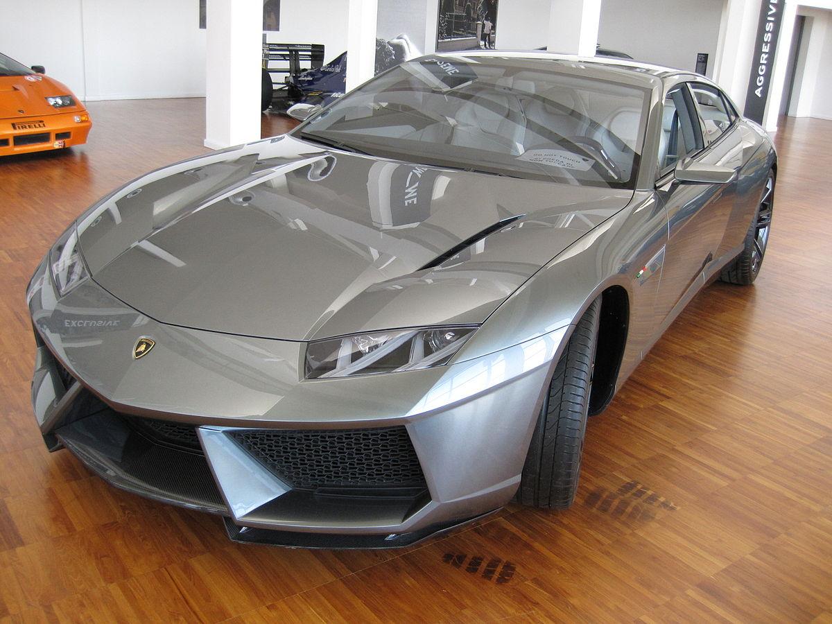 Lamborghini Estoque Wikipedia
