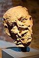 Musée romain d'Avenches - Tête d'un Silène ivre.jpg