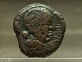 Museo Provincial de Lugo - Moeda romana con lenda indíxena - Obui.co.jpg