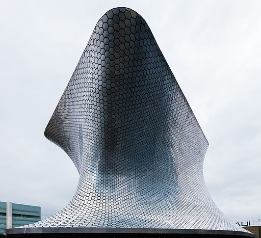 Museo Soumaya best Mexico City museums