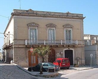 Canosa di Puglia - The Museo Civico Archeologico