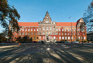 National museum in Wrocław, Poland