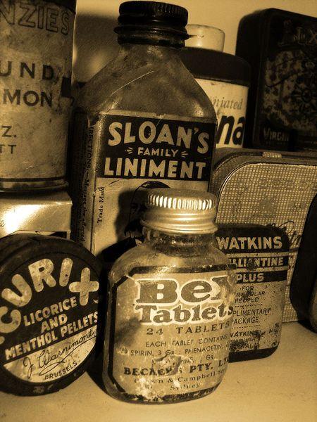 File:My Old Medicine bottle jar collection (309391023).jpg