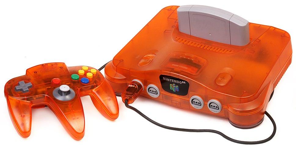 N64-Console-Orange