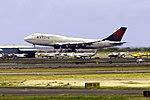 N665US Boeing 747-400 Delta Airlines (15622415458).jpg