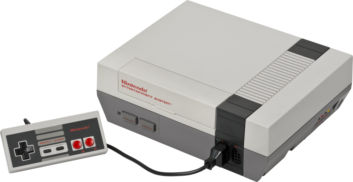 Nintendo Entertainment System Wikipedia La Enciclopedia Libre