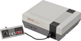 Image illustrative de l'article Nintendo Entertainment System