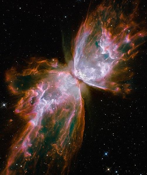 Butterfly Nebula, NGC 6302