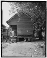 NORTH REAR - Drane's Rental House B, 109 Hudson Lane, Sumter, Sumter County, GA HABS GA,131-AMER,2-4.tif