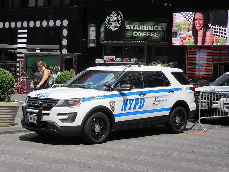 File:NYPD Ford Police Interceptor Utility.jpg