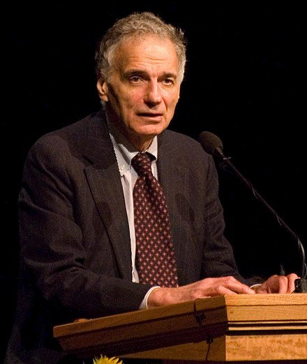 Naderspeak.JPG, From WikimediaPhotos