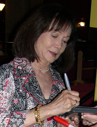 Nancy Kwan - At Grauman's Egyptian Theatre on August 11, 2011
