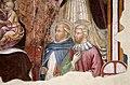 Nanni di jacopo (attr.), madonna del baldacchino tra angeli e santi francescani e dmenicani, 1390 ca. 02.jpg