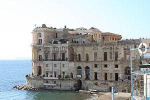 Villa Donn'Anna - Villa Donn'Anna in Naples.