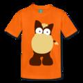 Naranja-Caballo-al-estilo-de-dibujos-animados-Camisetas-ninos.png