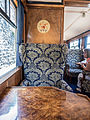 Narrow gauge Pullman car (interior) (8015159745).jpg