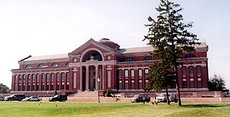 National War College - Roosevelt Hall at Fort Lesley J. McNair, which  houses the National War College.